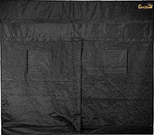 51TrAdvP2UL - Gorilla Grow Tent 5 x 9 2018 Model w/Free Extension !