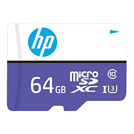 Amazon.com: HP mx330 Class 10 U3 microSDXC Tarjeta de ...