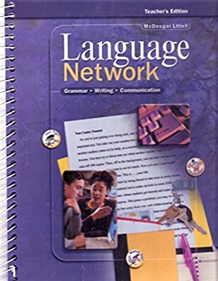 McDougal Littell Language Network: Teacher Edition Grade 10 2001