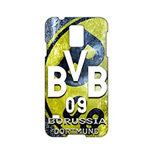 Angl 3D Case Cover borussia dortmund logo Phone Case for Samsung Galaxy s 5