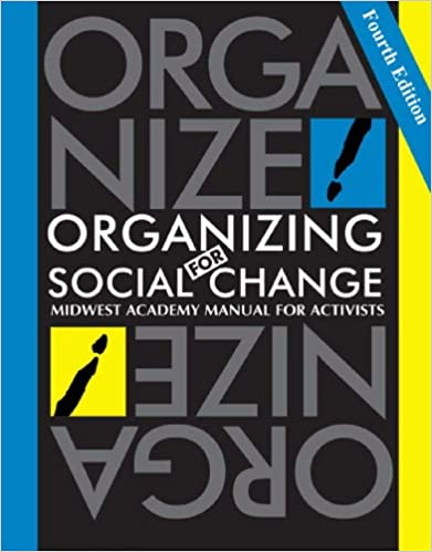 Book Organizing for Social Change 4th Edition