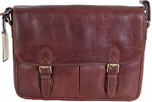 Visconti, Borsa a spalla donna Deep Tan