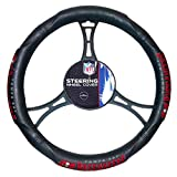 Bucs OFFICIAL National Football League, Steering Wheel Cover (made to fit steering wheels 14.5 15.5)