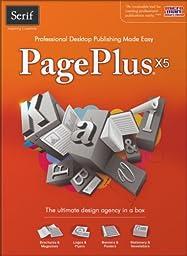 Serif PagePlus X5 [OLD VERSION]