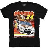 Chase Elliott 2017 Hooters Spoiler NASCAR T-Shirt (XLarge)