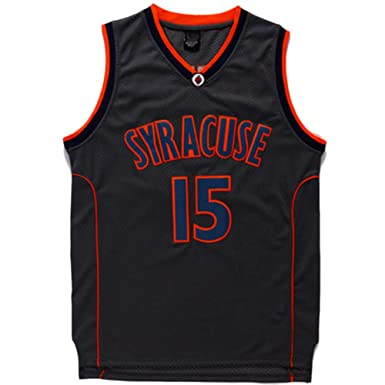 on sale b2c9c 89edc Amazon.com: Syracuse Collegiate #15 Men's Retro Embroidery ...