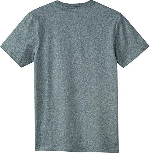 adidas, Originals, Floral Storm Fill, T-Shirt, grau meliert