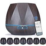 RSGK Household Humidifier Ultrasonic Ultrasonic Aromatherapy Machine Whisper Quiet For Baby