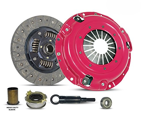 Clutch Kit Works With Subaru Impreza Legacy Outback X Base Limited Sport Touring 1996-2012 2.0L H4 2.5L H4 3.0L H6 Non Turbo (Wrx Clutch 2012 Subaru)