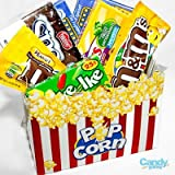 Candy Galaxy's Movie Date Night Candy Box for Two