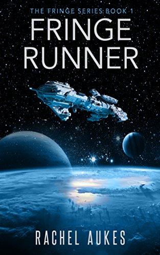 book cover of Fringe Runner