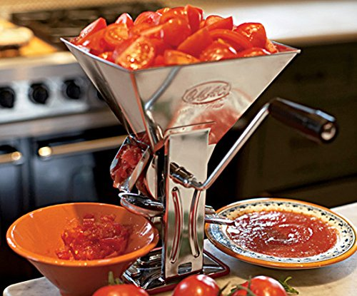 NapaStyle Italian Tomato Press