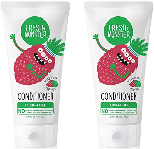 Fresh Monster Toxin free Conditioner Strawberry product image