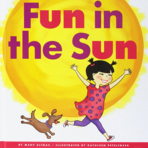 Fun in the Sun (Rhyming Word Families) by Childs World Inc
