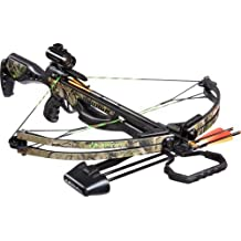 Barnett Jackal Crossbow Package, Quiver, 3 - 20-Inch Arrows and Premium Red Dot Sight by Barnett Outdoors