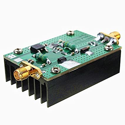 Amazon com: Doradus 500MHZ HF FM VHF UHF RF Power Amplifier