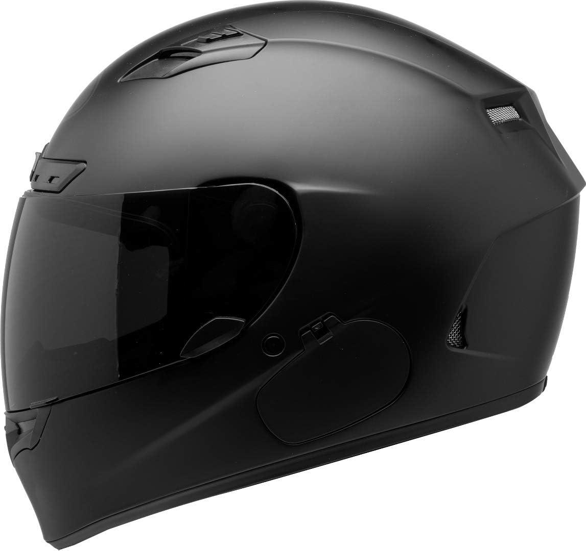 Bell Helmet Qualifier Dlx Blackout Black Matt Xl Auto