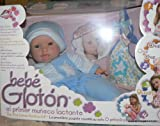 Bebe Gloton Breastfeeding Doll (The Breast Milk Baby) 1rs ever Available in Blue