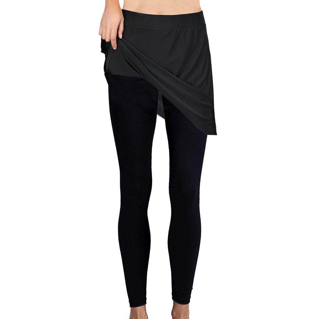 Topfire SHORTS レディース Pant-black B07FQKHCKS Long Pant-black Medium Medium Medium|Long Topfire Pant-black, HOMESTYLE:bf217fac --- kutter.pl