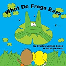 What Do Frogs Eat?