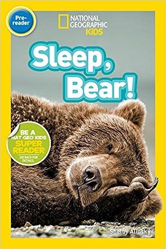 National Geographic Readers Sleep Bear