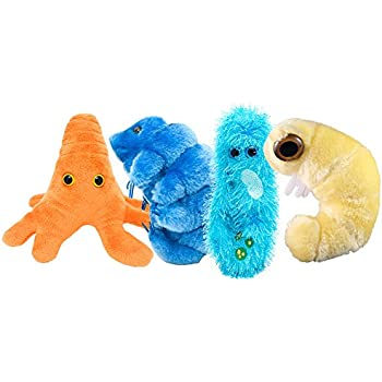GIANTmicrobes Biology 4-Pack