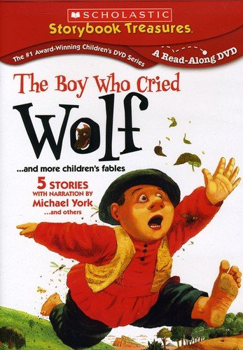 Storybook Wolf - The Boy Who Cried Wolf...And More Children's Fables