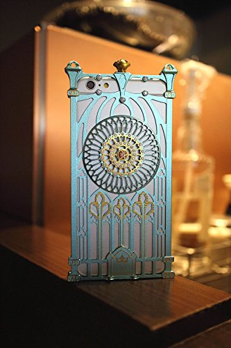*Formartti* Luxury iPhone 6/6s Plus 5.5'' Aluminum Phone Case - Premium Class - Lovely Blue by Formartti