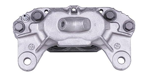 Unloaded Brake Caliper A1 Cardone Cardone 19-B984 Remanufactured Import Friction Ready