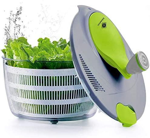 kilokelvin Plastic Kitchen Vegetables Dryer BPA
