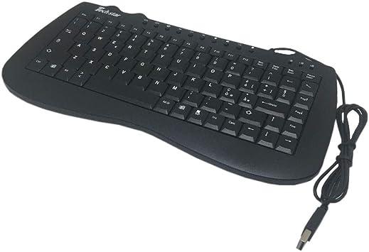 DOBO Teclado Negro USB para PC: Amazon.es: Bricolaje y ...