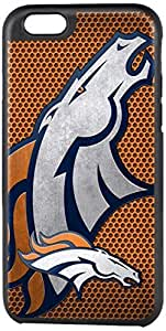 DENVER BRONCOS Iphone 6 phone case-MAXIMUM 2 PIECE PROTECTION by ruishername