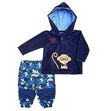 navy camo pants - Buster Brown Baby Boy (3-9M) Monkey Camo Pants Set 3-6 Months, Navy