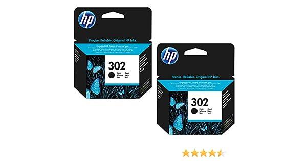 Cartucho de tinta original de HP f6u66ae HP 302 hp302 para HP ...