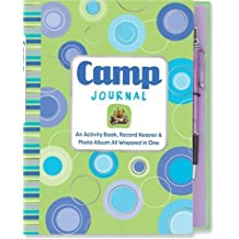 Camp Journal: An Activity Book, Record Keeper and Photo Album All Wrapped in One