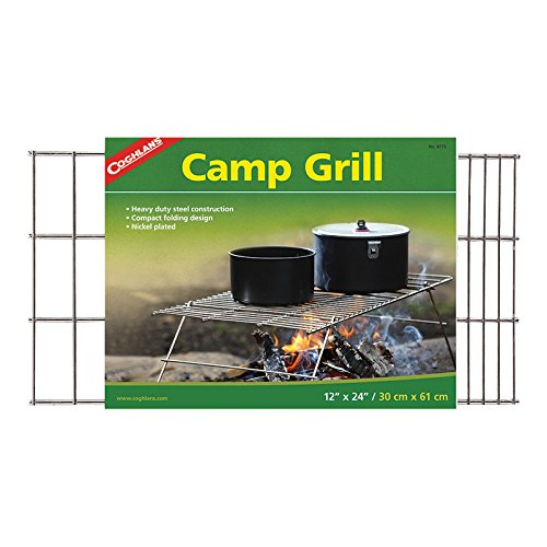 Coghlan's Camp Grill For Sale