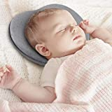 Baby Pillow for Newborn Infant,Head Shaping