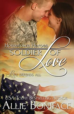 book cover of Soldier of Love