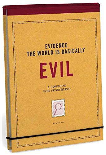 Knock Knock The World Is Basically Evil Evidence (50206)