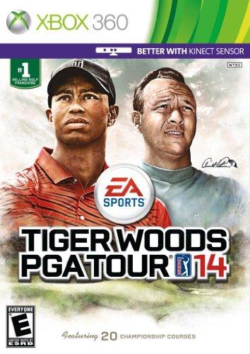 Tiger Woods PGA TOUR 14 - Xbox 360 by EA Sports