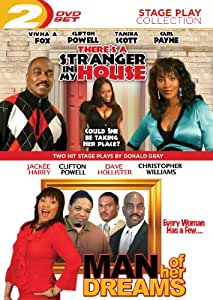 Man of Her Dreams/There's a Stranger in My House (2-Pk)