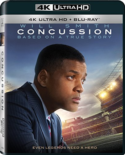 Concussion [Blu-ray] -  Rated PG-13, Peter Landesman, Will Smith