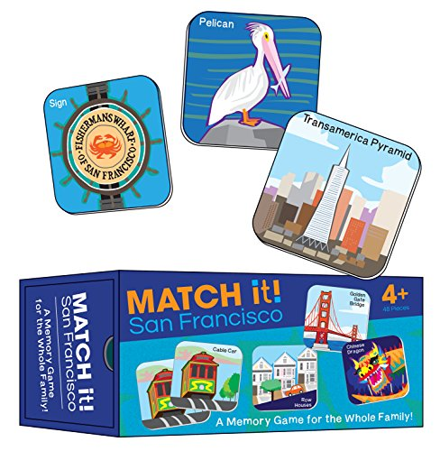 Match it! San Francisco by Duo Press (Image #2)