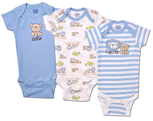 Gerber Baby Short Sleeve Onesies