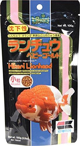 Hikari Lionhead Sinking Mini Pellets, 3.5 (Hikari Lion Head)