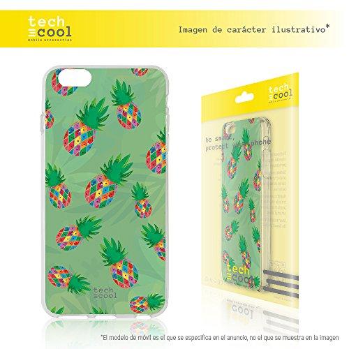 Iphone 5 / 5S / SE Coque, Funnytech® Housse premium Souple TPU Silicone pour Iphone 5 / 5S / SE l [couleurs très vives] [Design exclusif, Impression haute définition] [Ultra Mince 1,5mm] [Souple]