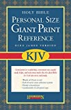 Personal Size Giant Print Reference Bible-KJV, , 1598560999