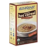 Eco-Planet Instant Oatmeal Gluten Free Maple & Brown Sugar 7 Whole Grains, 8.46 oz