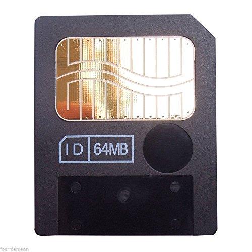 64MB 64 MEG SMART MEDIA SM MEMORY CARD OLYMPUS C-3040 3100 4000 ZOOM CAMERA - fourniersean exclusive!