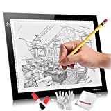 Huion L4S 12.2x8.3 inches LED Light Pad With 3 in1 Cleaning Kit